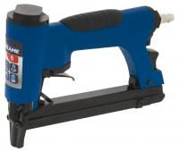 Pneumatic stapler for staples gauge 21: 6-16, spare parts included (1pc Driver Blade & 1pc Bumper),