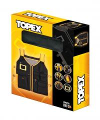Sleeveless tool jacket TOPEX
