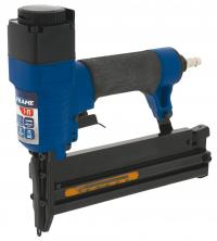 Pneumatic stapler for staples type 90: 10-40 and nails 10-50mm, spare parts included (1pc Driver Bla