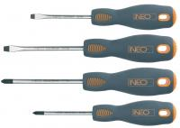 Screwdriver set 4 pcs NEO