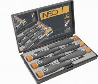 Precision screwdriver torx set 6 pcs NEO
