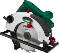 Circular saw with laser 1200W, 185mm