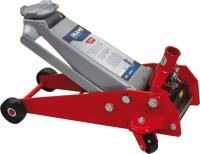 Hydraulic floor jack 2,5t, lift range 120-483mm, mass net 33kg