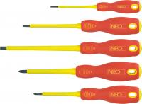 Screwdriver VDE sets 5 pcs NEO