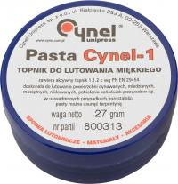 Cynel1 paste flux, 35 ml, blister