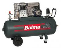 Compressor 200l, 400V, 11 bar, air intake 514 l/min 2 cylinders 2 stage